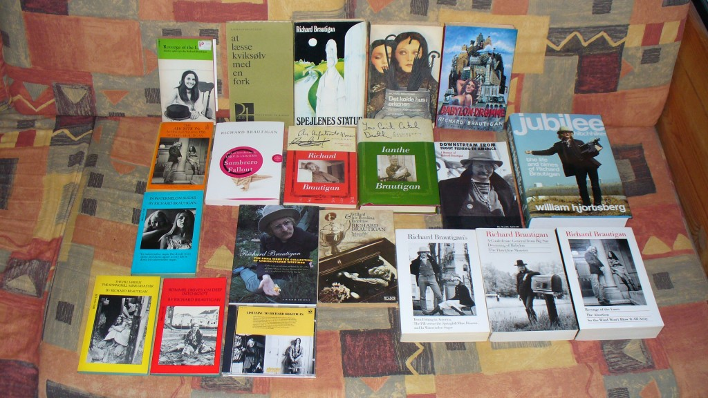 BRAUTIGAN-COLLECTION