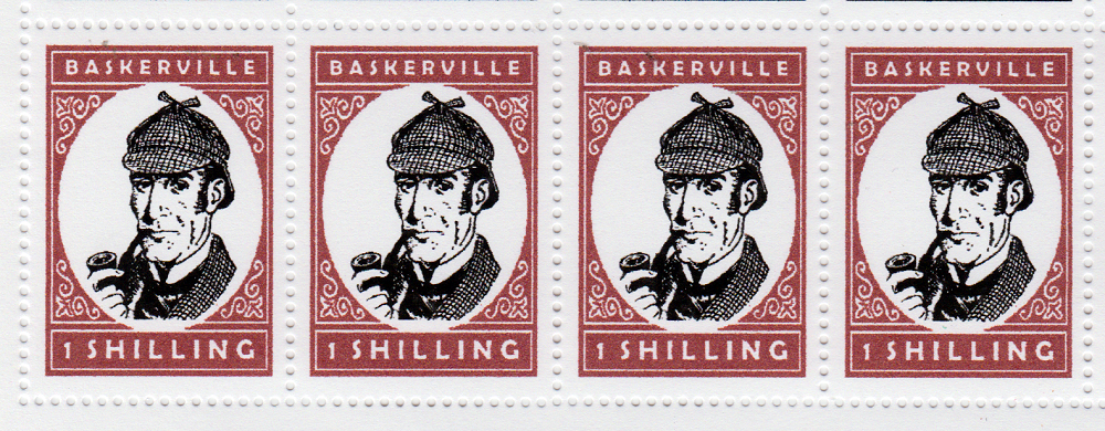 BASKERVILLE-STRIBE